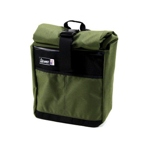 [백팩] 로드러너 롤탑 백팩 ROAD RUNNER ROLL TOP BACKPACK OLIVE