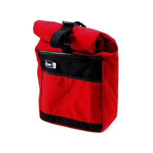 [백팩] 로드러너 롤탑 백팩 ROAD RUNNER ROLL TOP BACKPACK RED